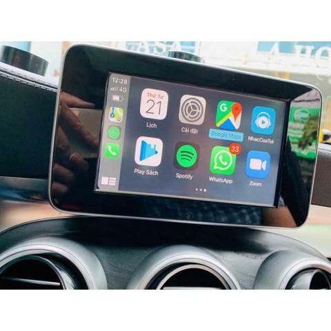 Carplay không dây cho xe MINI ONE
