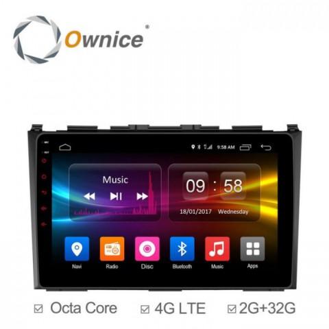 Đầu màn hình android DVD ô tô Ownice cho xe Honda CRV