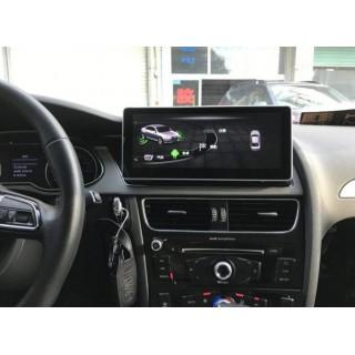 Đầu màn hình android DVD ô tô cho xe Audi A4