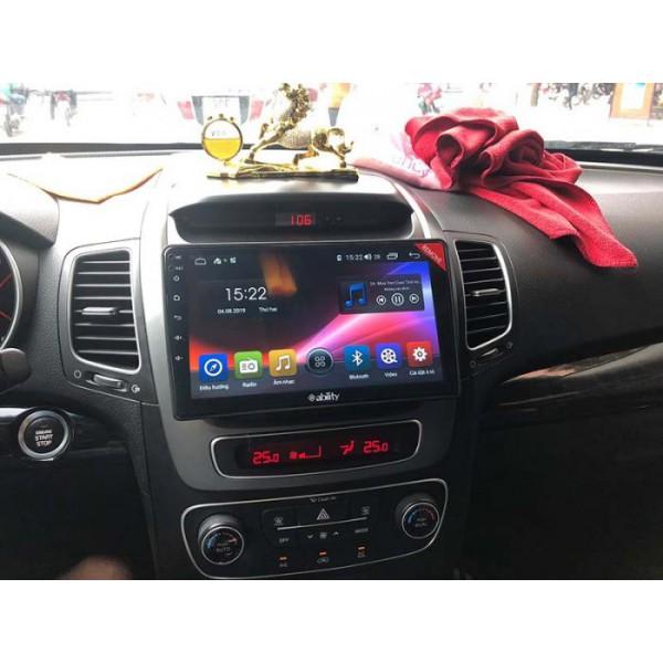 Đầu màn hình Android Ability cho xe Kia Sorento