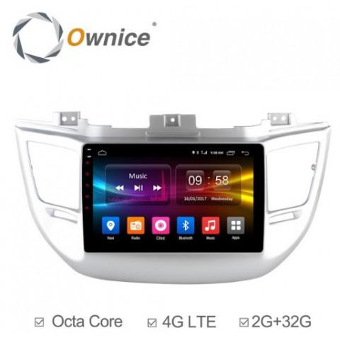 Đầu màn hình android DVD ô tô Ownice C500+ cho xe Hyundai Tucson