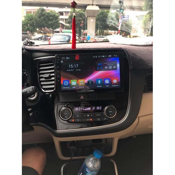 Đầu màn hìn android DVD Ability cho xe Mitsubishi Outlander