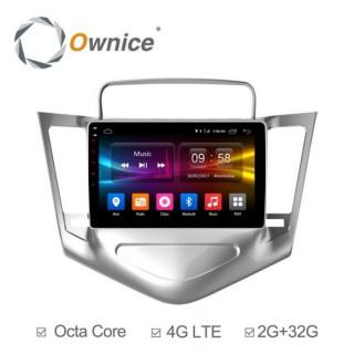 Đầu màn hình android DVD ô tô Ownice C500+ cho xe Chevrolet Cruze