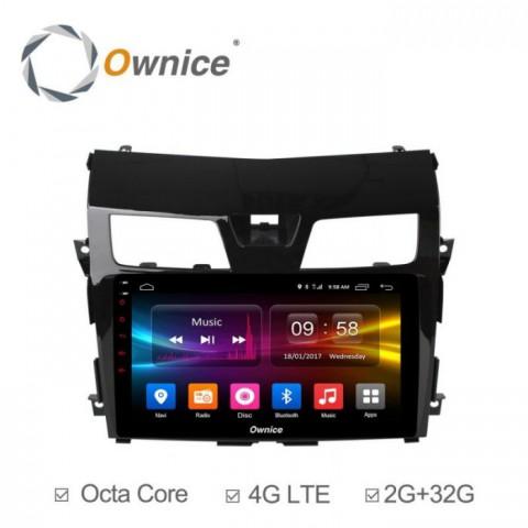 Đầu màn hình android DVD ô tô Ownice C500+ cho xe Nissan Teana