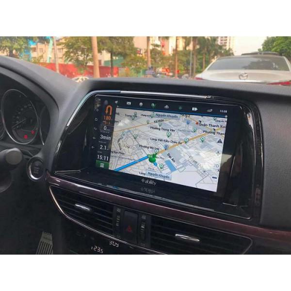 Đầu màn hình android DVD ô tô Ability cho xe Mazda 6