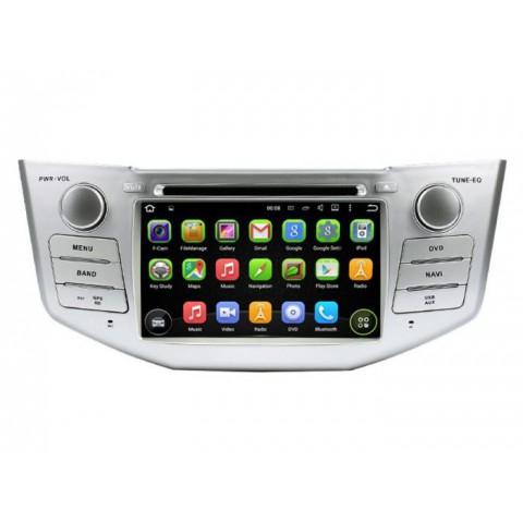 Đầu màn hình android DVD ô tô cho xe Lexus Rx350