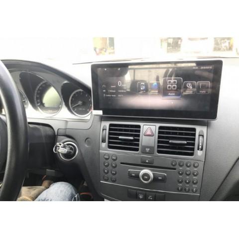 Đầu màn hình android DVD ô tô cho xe Mercedes C250