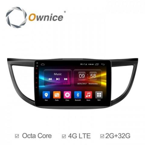 Đầu màn hình android DVD ô tô Ownice C500+ cho xe Honda CRV