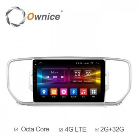 Đầu màn hình android DVD ô tô Ownice C500+ cho xe Kia Sportage K5