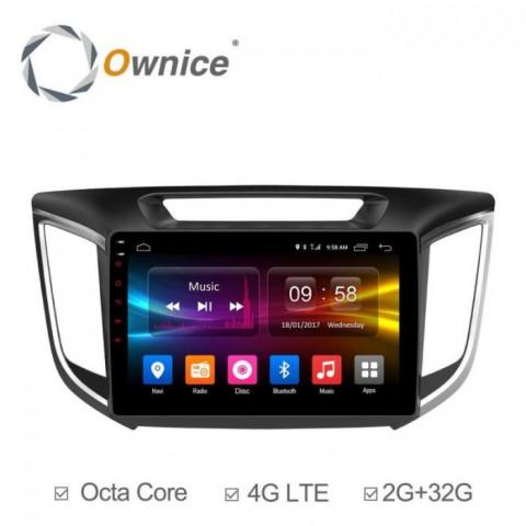 Đầu màn hình android DVD ô tô Ownice C500+ cho xe Hyundai Creta
