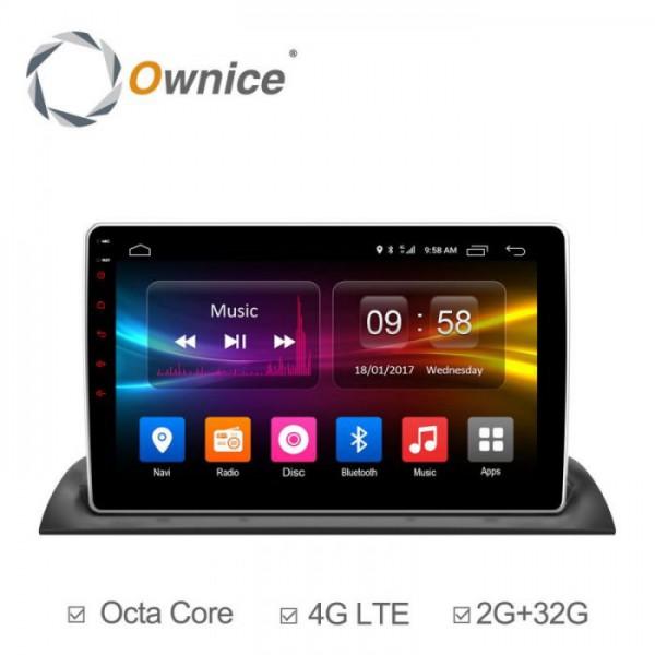 Đầu màn hình android DVD ô tô Ownice C500+ cho xe Mazda 3