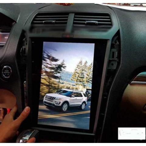Đầu màn hình android DVD ô tô Tesla cho xe Ford Explorer