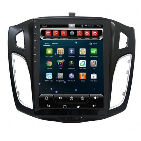 Đầu màn hình android DVD Tesla cho xe Ford Focus