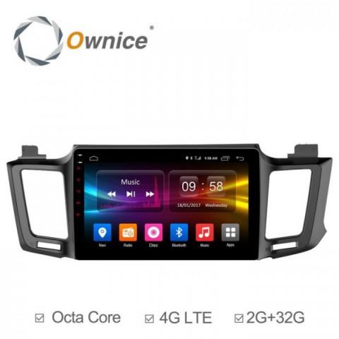 Đầu màn hình android DVD ô tô Ownice cho xe Toyota RAV4