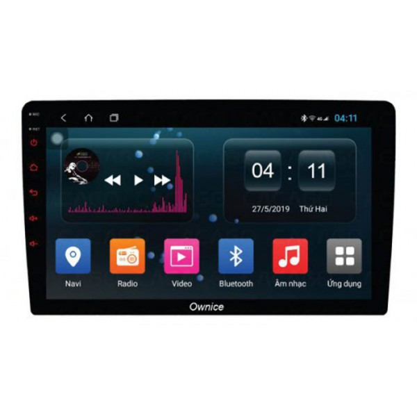 Đầu màn hình android ô tô Ownice C960 cho xe Honda CRV
