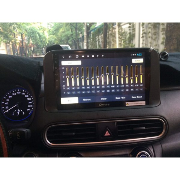 Đầu màn hình android ô tô Ownice C960 cho xe Hyundai Kona
