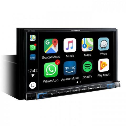 Đầu màn hình ô tô ALPINE INX-702D