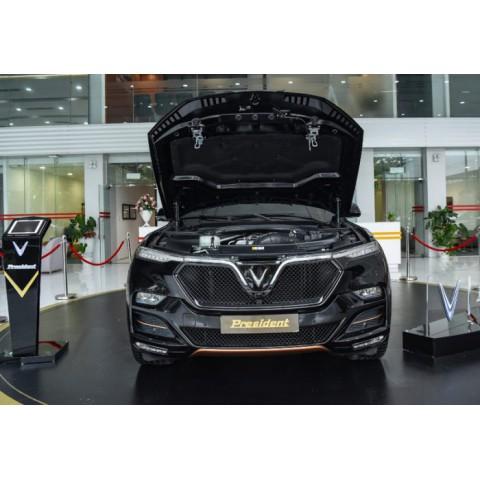 Độ âm thanh ô tô cho xe VinFast President