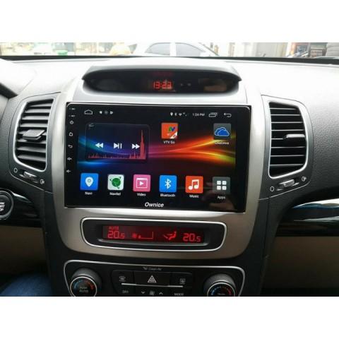 Màn hình android DVD ô tô cho xe Kia Sorento