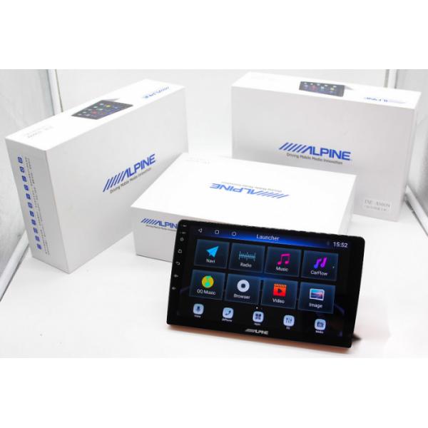 Đầu DVD Android ô tô Alpine INE-AS609