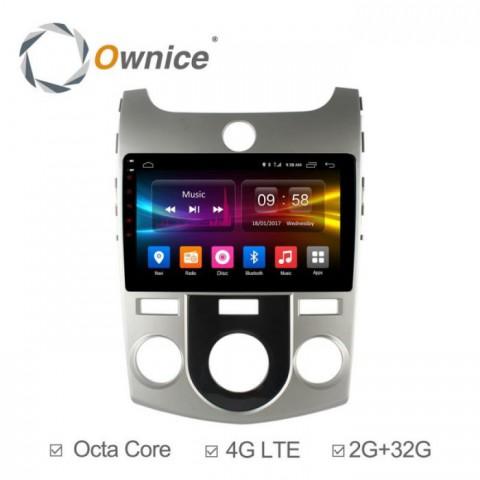 Đầu màn hình android DVD ô tô Ownice C500+ cho xe Kia Forte