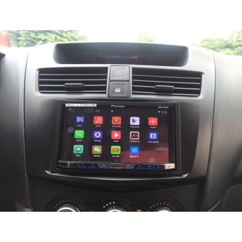 Màn hình android DVD ô tô cho xe mazda bt 50
