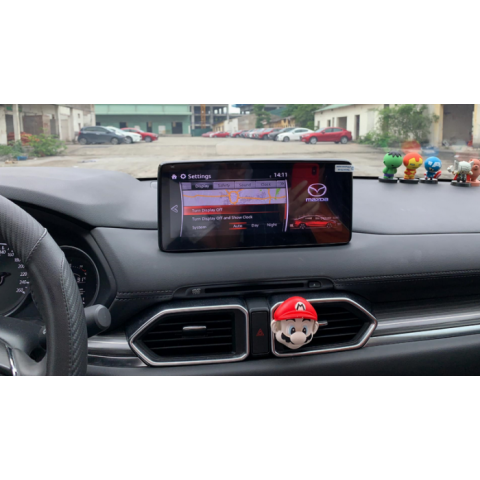 Đầu màn hình android Bravigo cho xe Mazda Cx5