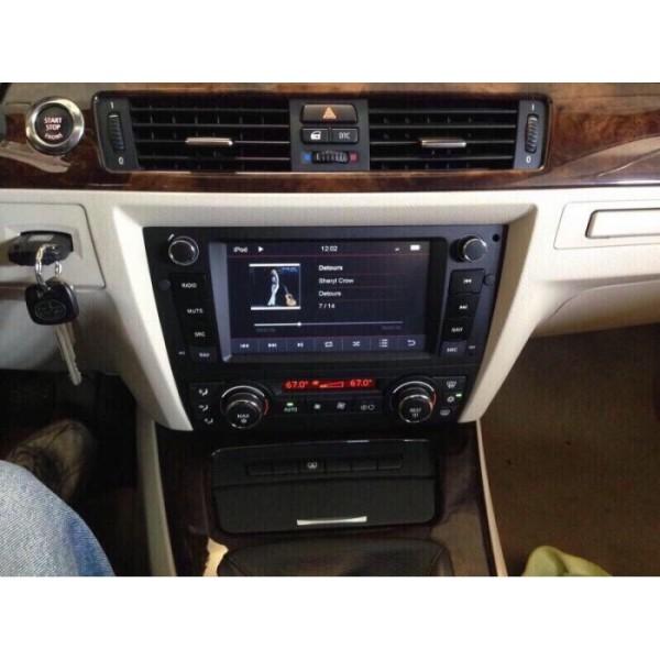 Màn hình android  DVD cho xe BMW 320i