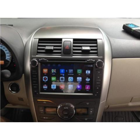 Màn hình android DVD cho xe Corolla Altis