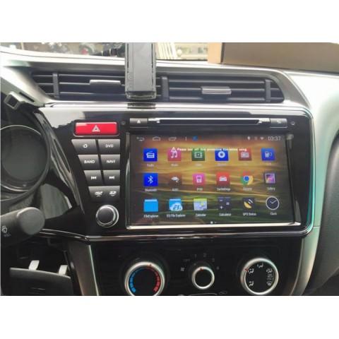 Màn hình android DVD cho xe Honda City