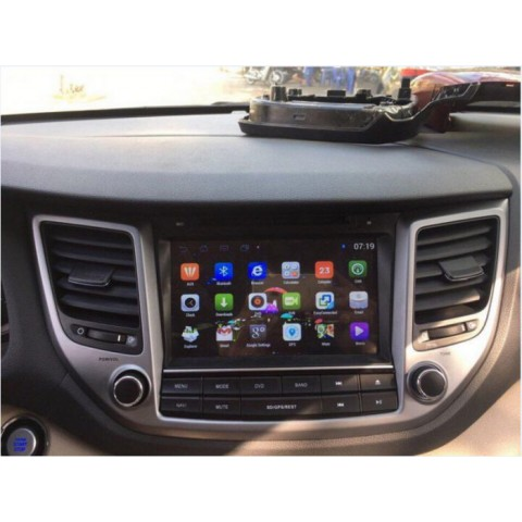 Màn hình android DVD cho xe Hyundai Tucson