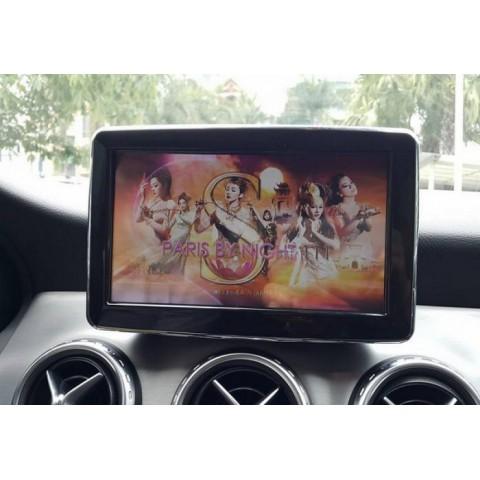 Màn hình android DVD cho xe Mercedes Benz GLA