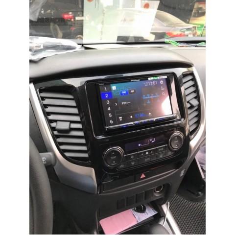 Màn hình android DVD ô tô cho xe Mitsubishi Triton