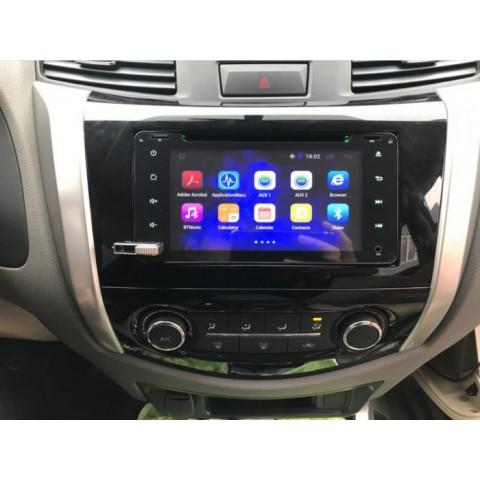 Màn hình android DVD cho xe Nissan Navara