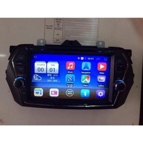 Màn hình android DVD cho xe Suzuki Ciaz