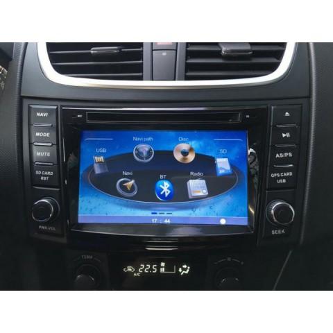Màn hình android DVD cho xe Suzuki Ertiga