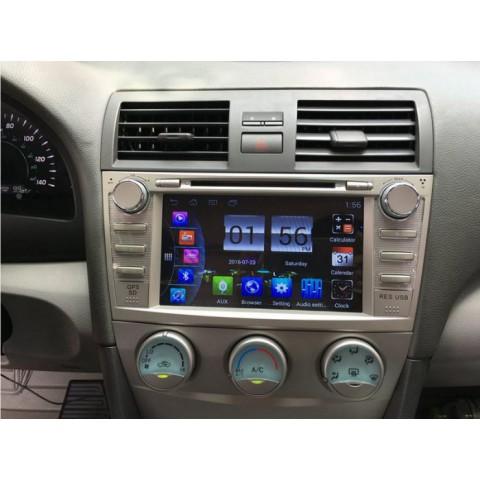 Màn hình android DVD cho xe Toyota Camry
