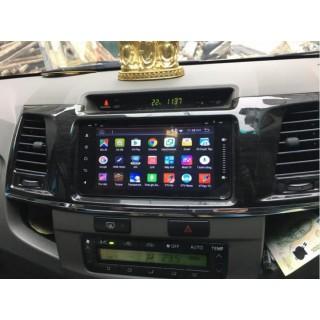 Màn hình android DVD cho xe Toyota Fortuner