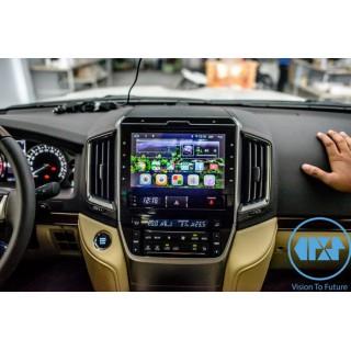 Màn hình android DVD cho xe Land Cruiser