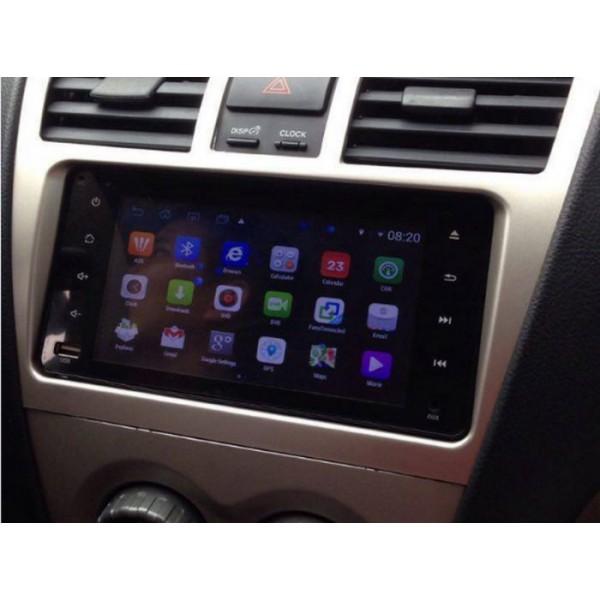 Màn hình android DVD cho xe Toyota Vios