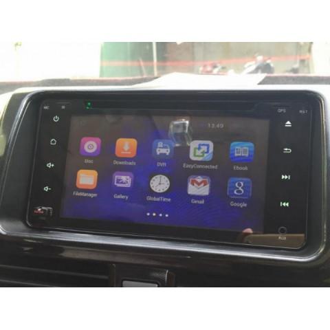 Màn hình android DVD cho xe Toyota Yaris