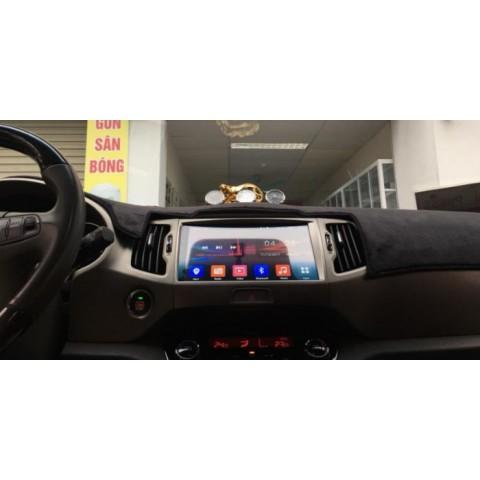 Màn hình android DVD ô tô cho xe Kia Sportage