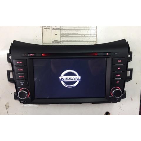 Màn hình android DVD ô tô cho xe Nissan Navara NP300