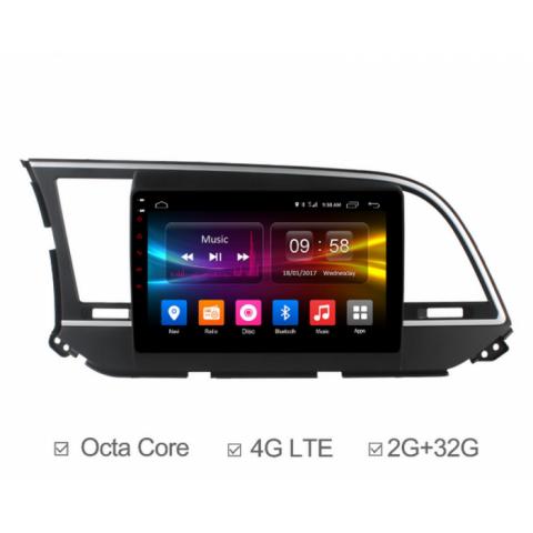 Đầu màn hình android DVD ô tô cho xe Hyundai Sonata