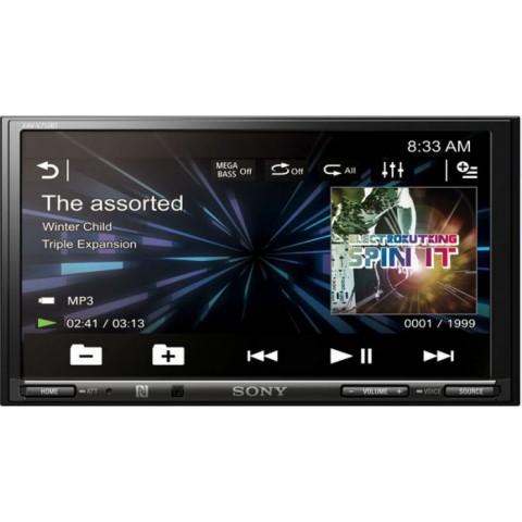 Màn hình DVD Sony XAV-V750BT