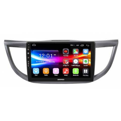 Đầu màn hình android DVD ô tô Zestech cho xe Honda Crv