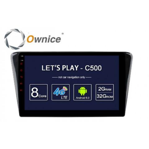 Màn hình DVD android xe Peugeot 4008