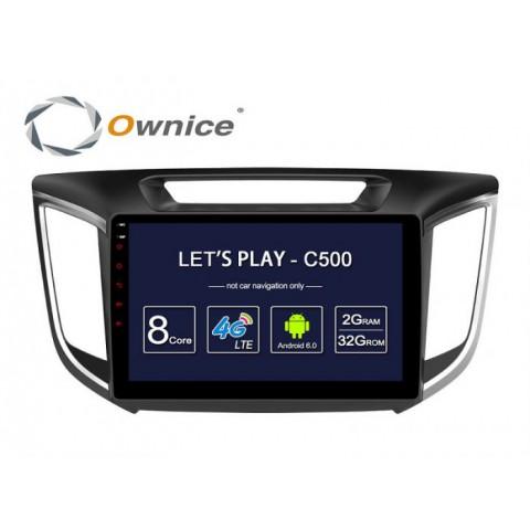Màn hình DVD Android xe Hyundai Creta
