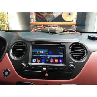 Màn hình android DVD cho xe Hyundai i10
