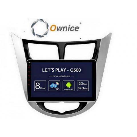 Màn hình DVD Android xe Hyundai Accent